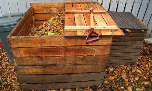 easy to composting