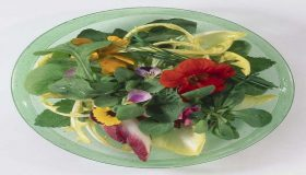 Beautify A Dish With An Edible Flowers!