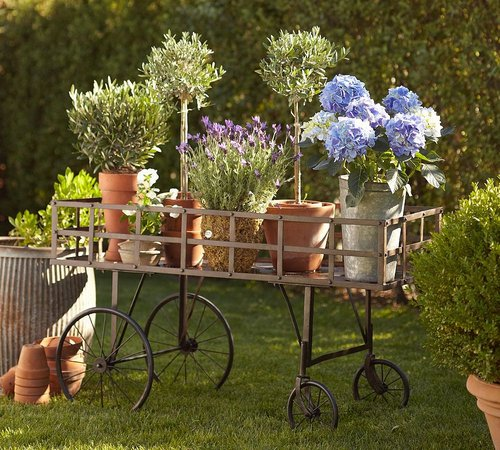 7 great garden decoration tips - Decorations de jardin ...