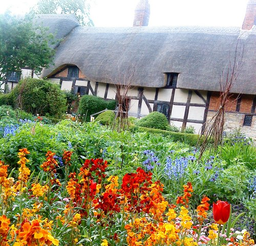 Copy of Stratford-upon-Avon,Ann Hathaway's cottage 12