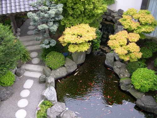 Inspirational feng shui garden design ideas with images for Feng shui garden designs