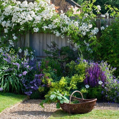 Create An English Country Garden