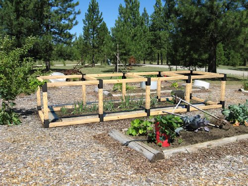 raised bed cover