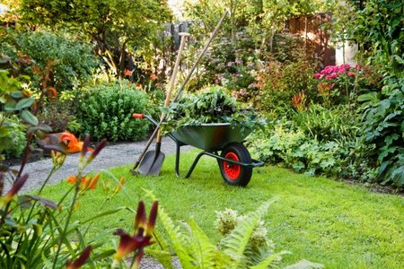 Landscape Garden Care Depends On The Complexity Of Landscaping And Plants  That You Plan To Grow. A Simple Landscape Garden Can Consist Of A Pond, Lawn,  ...