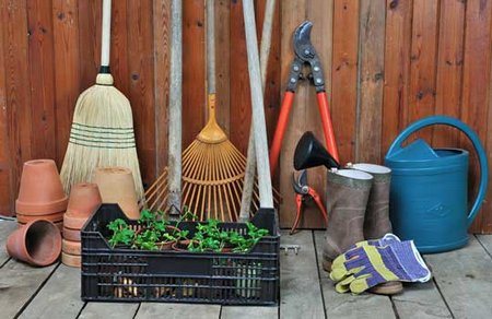 Creating a beautiful garden for beginners for Gardening tools toronto
