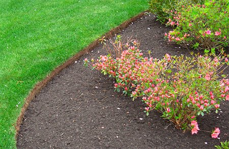 Exceptional It Is Important To Remember That Garden Edging Adjoining A Lawn Must Be  Laid Below The Level Of The Lawn, Both For Safety, And Ease Of Mowing.