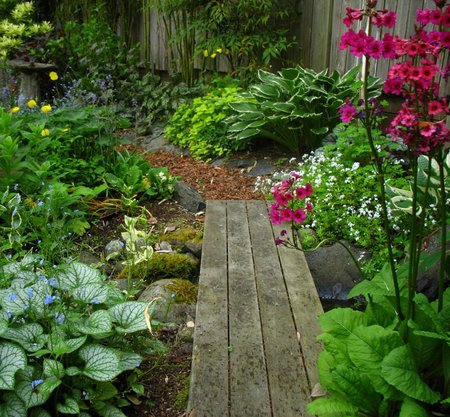 Outdoor Drainage Solutions furthermore Courtyard Gardens in addition Terrace Gardening likewise Backyard Fence Decorating Ideas Incredible Fresh Creative Garden 275afbc536f59fa8 in addition Jungle Fun. on garden design for small gardens pictures