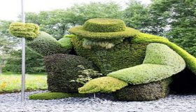 Find A Place For Your Topiary