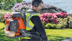 Why Husqvarna leaf blowers are a great choice