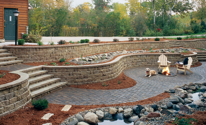 3 Ways That A Retaining Wall Can Add Value To Your Property