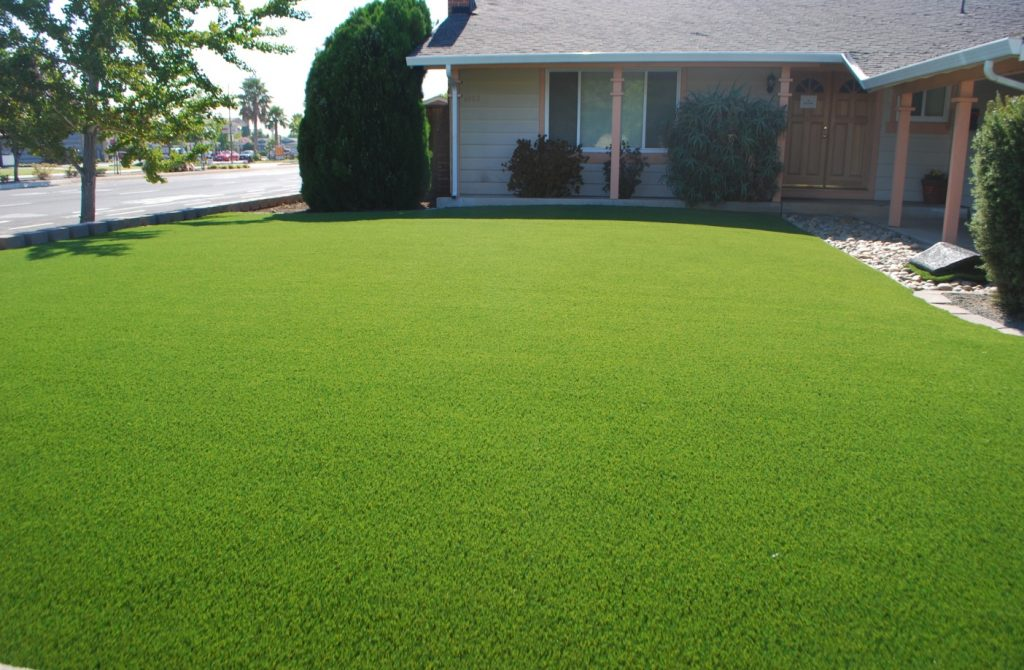 The top 4 reasons to invest in a turf lawn