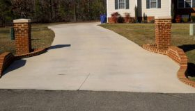 4 Benefits of Concrete Driveways Over Asphalt
