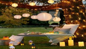Garden Lighting For Perfect Look Of Your Backyard