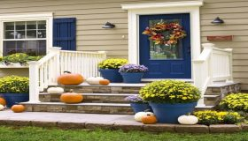 Colors Make A Difference On Decks And Porches